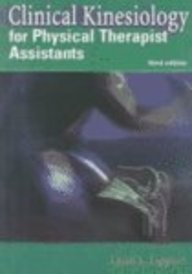 essentials of kinesiology for the physical therapist assistant 3e