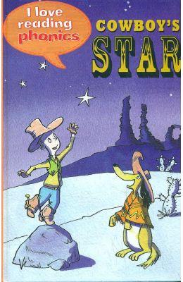 Cowboys Star : I Live Reading Phonics Level 1g