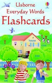 Everyday Words  Flashcards : English