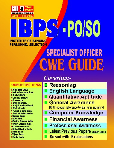IBPS PO-SO Specialist Officer Exam Guide