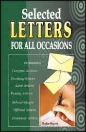 Selected Letters For All Occasions