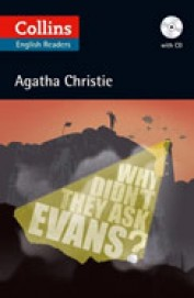 Why Didn'T They Ask Evans : Collins English Readers  W/Cd