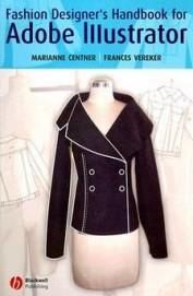 Fashion Designers Hand Book For Adobe Illustrator