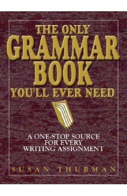 Only Grammar Book Youll Ever Need