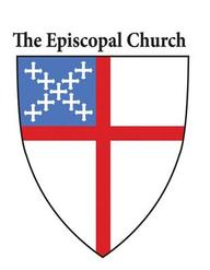 Episcopal Shield Decal: Pack of 25