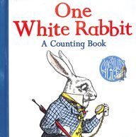 One White Rabbit : A Counting Book