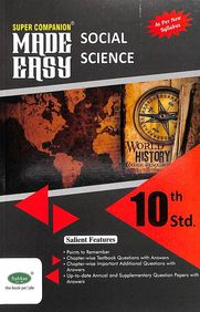 Social Science 10 Std Super Companion Made Easy