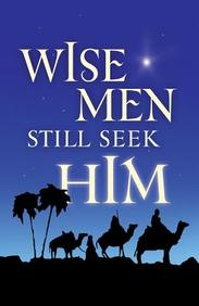 Wise Men Still Seek Him: 25- Pack Tracts