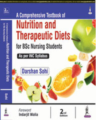 Comprehensive Textbook Of Nutrition & Therapeutic Diets For Bsc Nursing Students