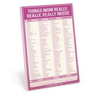 Knock Knock Things Mom Really, Really, Really Needs Pad