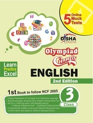 English Olympiad Champs Class 3 : 5 Online Mock Test