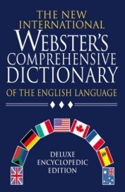 New International Websters Comprehensive Dictionary Of The English Language