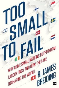 Too Small To Fail : Why Some Small Nations Outperform Larger Ones & How They Are Reshaping The World