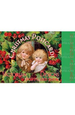 Christmas Postcards: Victorian Designs