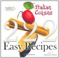 222 Easy Italian Recipes