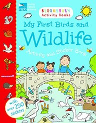 My First Birds And Widlife Activity And Sticker Book : Bloomsbiry Activity Books