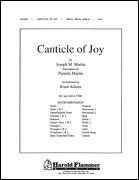Canticle Of Joy: Orchestration