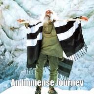An Immense Journey