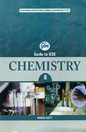 Buy Gem Guide To Chemistry Class 8 : Icse book : Munish