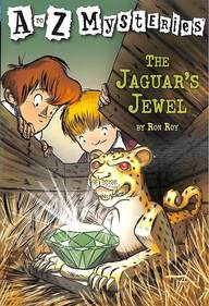 Jaguars Jewel : A To Z Mysteries