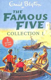 Famous Five Collection 1 3 In 1