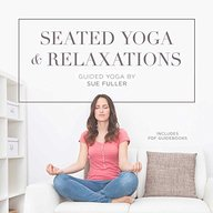Seated Yoga & Relaxations: Library Edition