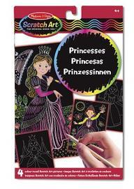 Color-Reveal Pictures - Princesses