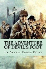 The adventure of Devil's Foot
