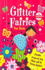 Glitter Fairies : Fun Book
