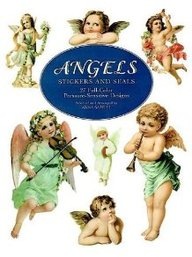 Angels Stickers And Seals