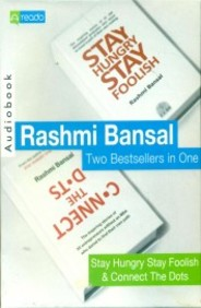 Rashmi Bansal Combo - Pack of 2 CDs (Audio Book)