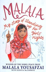 Malala : My Story Of Standing Up For Girls Rights