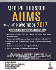 Buy Med Pg Thrissur Aiims Recall November 2017 Questions