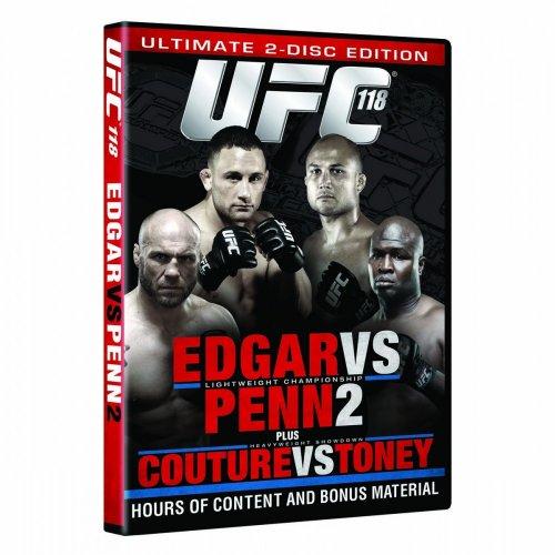 UFC 118 Penn vs. Edgar 2 [DVD]