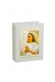 Remembrance Of My First Holy Communion, Girl, Photo Album