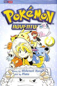 Pokemon Adventures  Vol 7