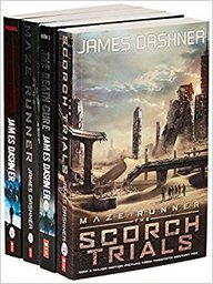 Maze Runner : Set Of 4 Books