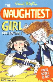 Naughtiest Girl Collection 1 3 In 1