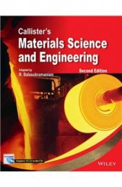 Callisters Materials Science & Engineering W/Cd