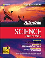 All In One Science Class 10 : Cbse Code F498