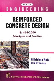 Reinforced Concrete Design Is: 456-2000 Principles And Practice