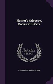 Homer's Odyssey, Books XIII-XXIV