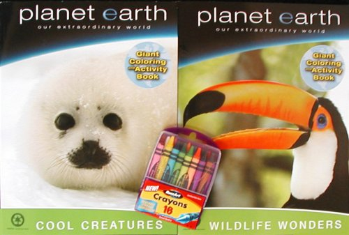 Cool Creatures: Planet Earth