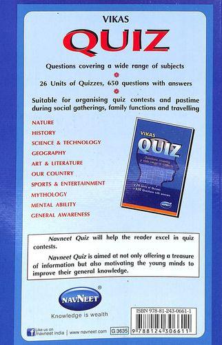 Buy Navneets Objective Gk World Quiz : G3635 book : Roshan