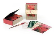 Asian Design Note Cards