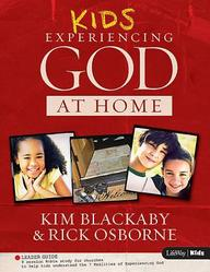Kids Experiencing God at Home: Kids Edition Leader Guide