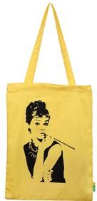 Eco Corner Audrey Hepburn Cotton Bag