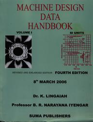 Hand mechanical design book data