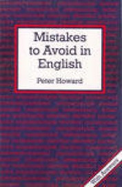 Mistakes To Avoid In English