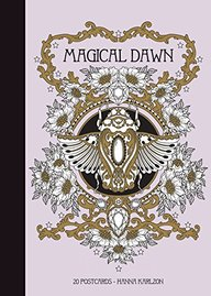 Magical Dawn 20 Postcards: Published in Sweden As Magisk Gryning (Gsp- Trade)